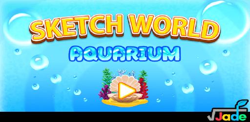 Sketch World : Aquarium pc screenshot