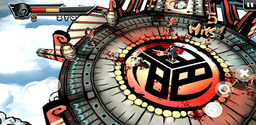 Shadow Samurai Warrior - World League DEFENSE pc screenshot