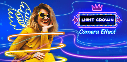 Light Crown Camera Effect pc screenshot