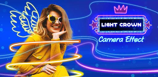 Light Crown Camera Effect pc screenshot