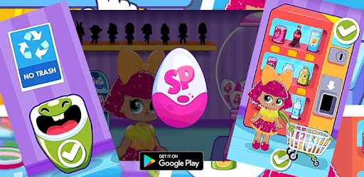 L.O.L Dolls Eggs Suprise Supermarket pc screenshot