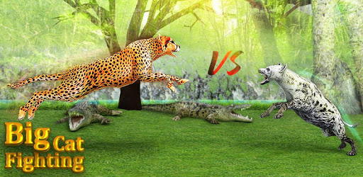 Wild Big Cats Fighting Challenge 2: Lion vs Tigers pc screenshot