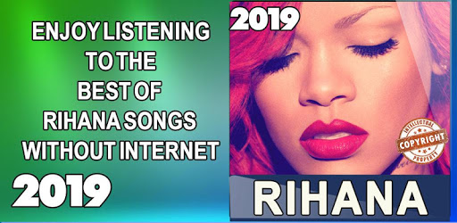 Rihanna Songs (without internet) pc screenshot