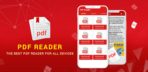 PDF Reader for Android 2019 pc screenshot