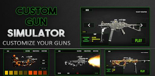 Custom Gun Simulator 3D pc screenshot