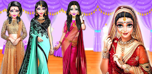Indian Bride Fashion Doll Makeover pc screenshot