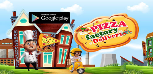Pizza Factory Delivery: Food Baking Cooking Game pc screenshot