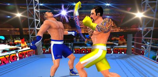 Royal Wrestling Cage: Sumo Fighting Game pc screenshot