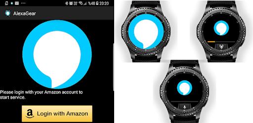 Alexa Gear (Alexa for Gear / Galaxy Watch) pc screenshot