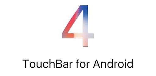 TouchBar for Android pc screenshot