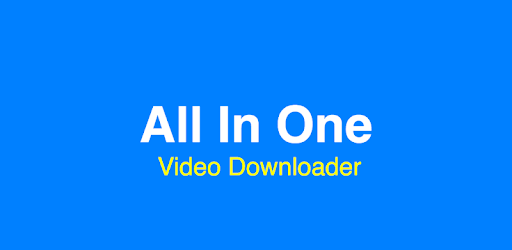 All In One Video Downloader pc screenshot
