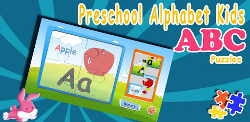 Alphabet puzzles & flash cards pc screenshot
