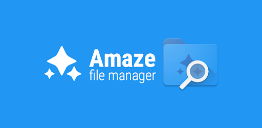 Amaze File Manager pc screenshot