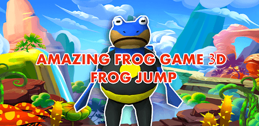 Amazing Frog Game 3D - Frog Jump pc screenshot