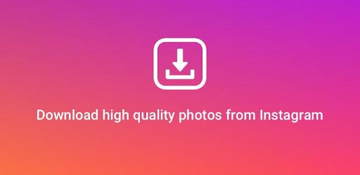 Instant Save - HD photo downloader for Instagram pc screenshot