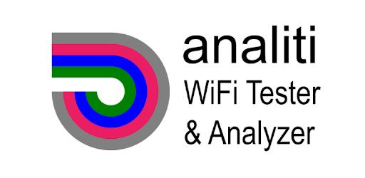 analiti - WiFi Tester & Analyzer pc screenshot