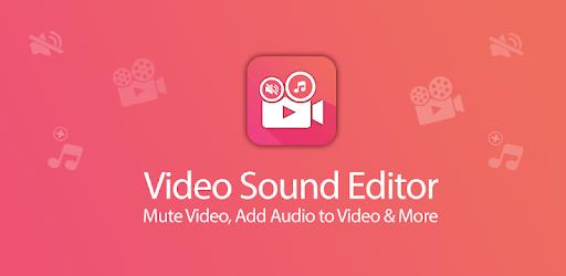 Video Sound Editor: Add Audio, Mute, Silent Video pc screenshot