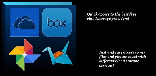 All Online Cloud Storage pc screenshot