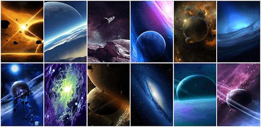 Space Wallpaper pc screenshot