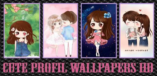 Cute Profile Wallpapers pc screenshot