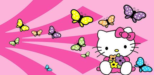 Kitty Cute Wallpaper pc screenshot