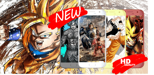 Goku art wallpaper HD pc screenshot