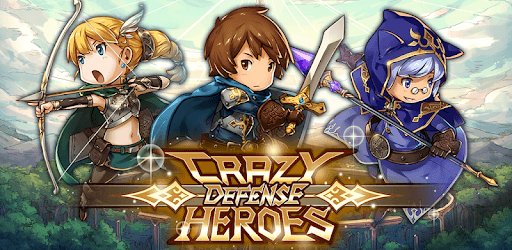 Crazy Defense Heroes: Tower Defense Strategy TD pc screenshot