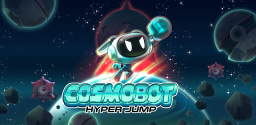Cosmobot - Hyper Jump pc screenshot