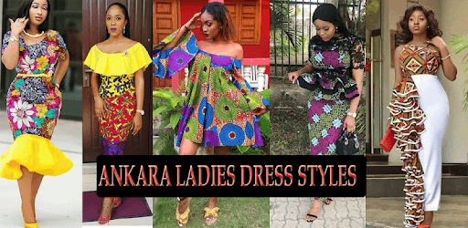 ANKARA LADIES DRESS STYLES 2019 pc screenshot