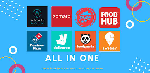 All In One food delivery apps - Swiggy Zomato pc screenshot