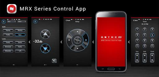 Anthem MRX Remote 2 pc screenshot
