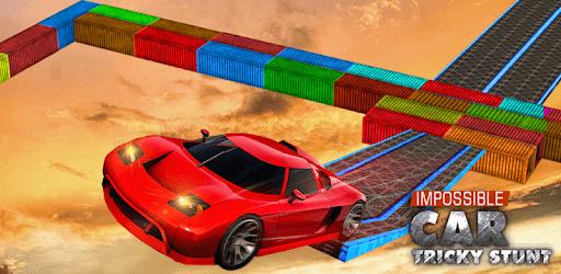 Crazy Car Impossible Track Racing Simulator pc screenshot