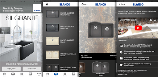 BLANCO SILGRANIT pc screenshot