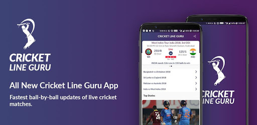 Cricket Line Guru : Fast Live Line for PC - Free Download