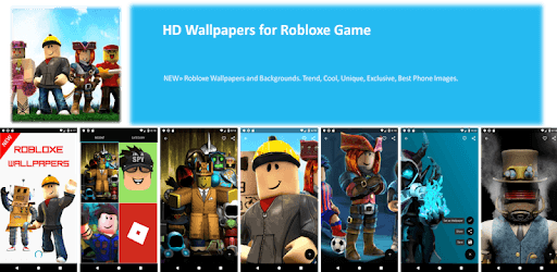 Wallpapers for Robloxe HD pc screenshot