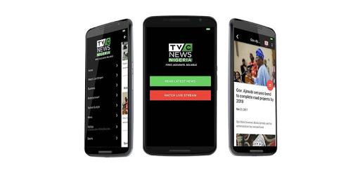 TVC News Nigeria pc screenshot