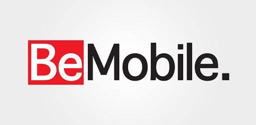 BeMobile pc screenshot