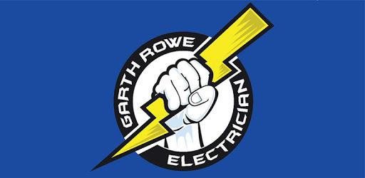Garth Rowe Electrician pc screenshot
