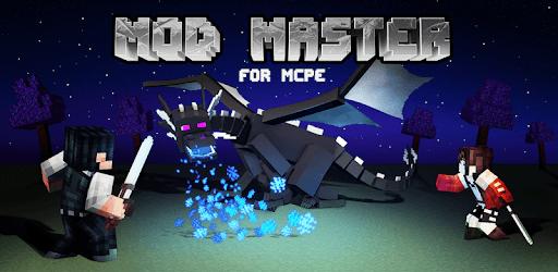 MOD-MASTER for Minecraft PE (Pocket Edition) Free pc screenshot
