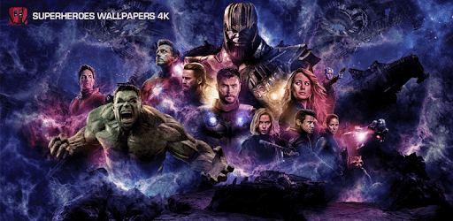 Superheroes Wallpapers 4K & HD pc screenshot