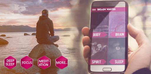 Binaural Beats Meditation & Brain Waves pc screenshot