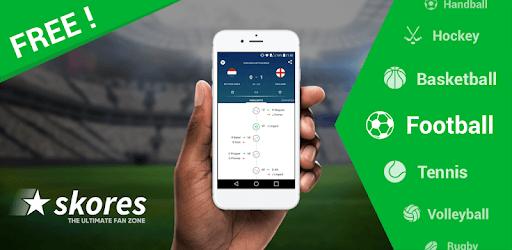 Skores - Live Soccer Scores pc screenshot