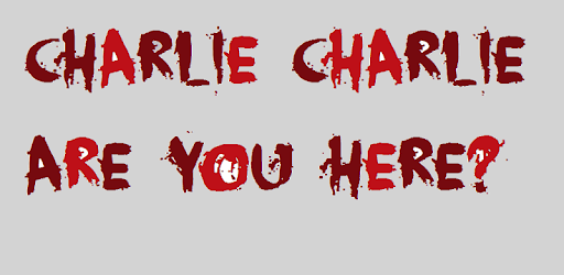 Charlie Charlie: Official app pc screenshot