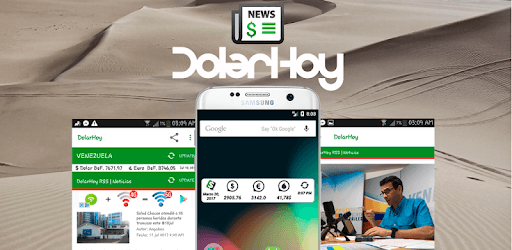 DolarHoy Widget Venezuelan news and Exchange Rates pc screenshot