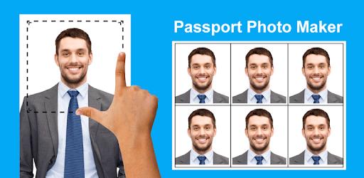 Passport photo maker pc screenshot