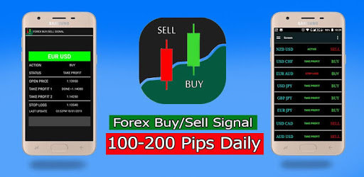 Forex Signals-Live Buy/sell pc screenshot