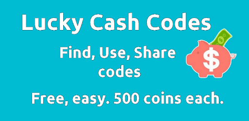 Lucky Cash CODES - Share and find referral codes! pc screenshot
