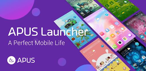 APUS Launcher - Theme, Wallpaper, Hide Apps pc screenshot