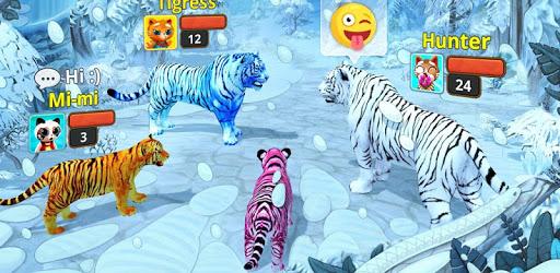 White Tiger Family Sim Online pc screenshot