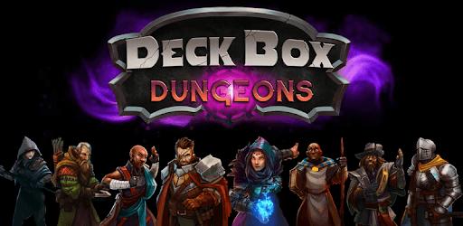 Deck Box Dungeons pc screenshot